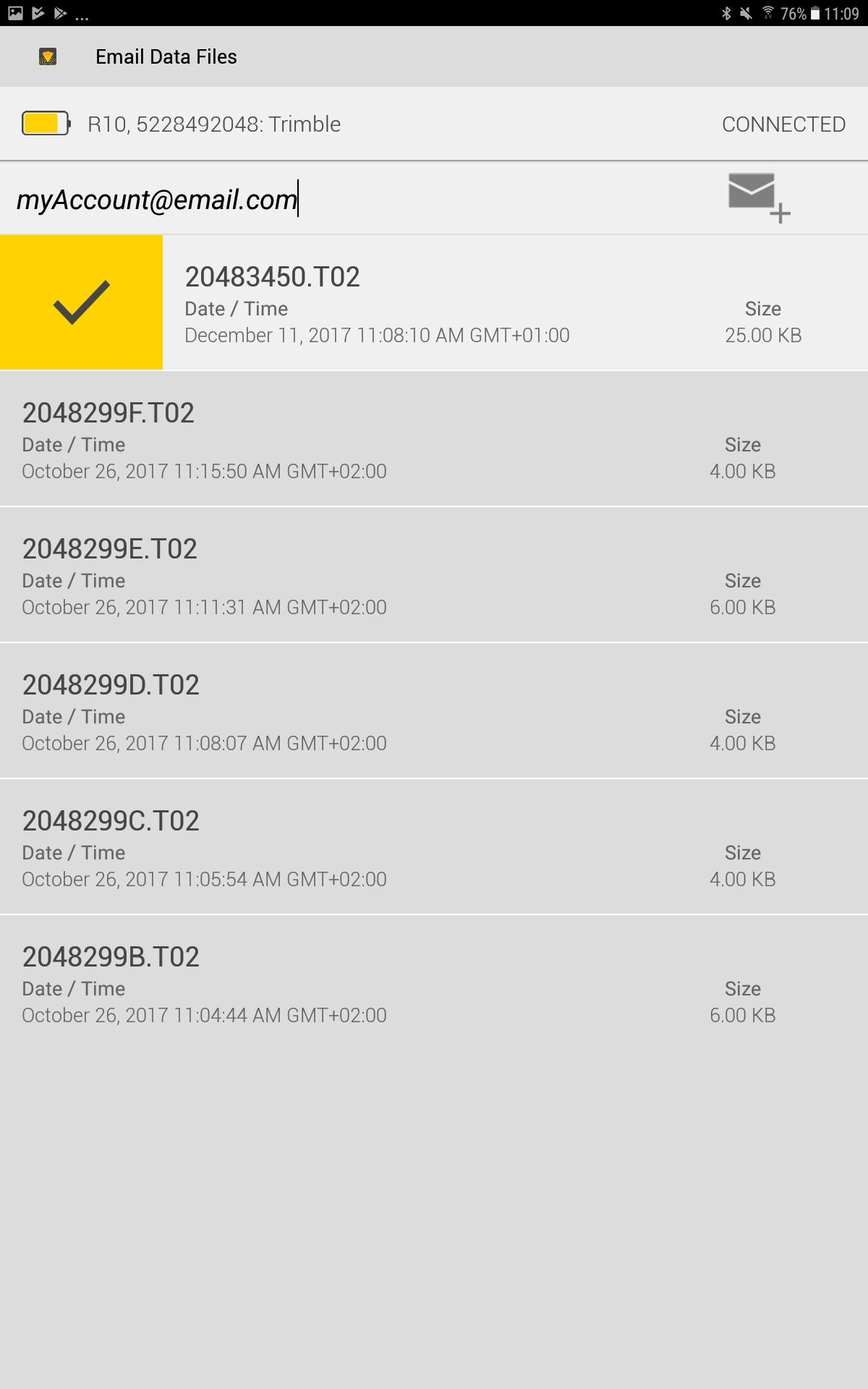 Trimble DL for Android - APK Download