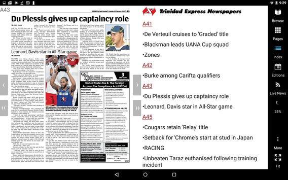 Trinidad Express screenshot 10
