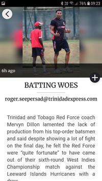 Trinidad Express screenshot 1