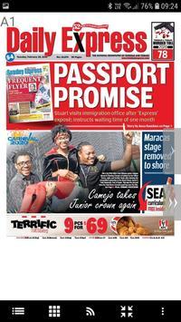 Trinidad Express screenshot 3