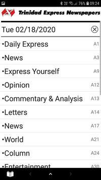 Trinidad Express screenshot 4