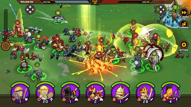 19 Schermata Mini Legions