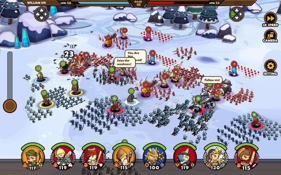 Mini Warriors تصوير الشاشة 5