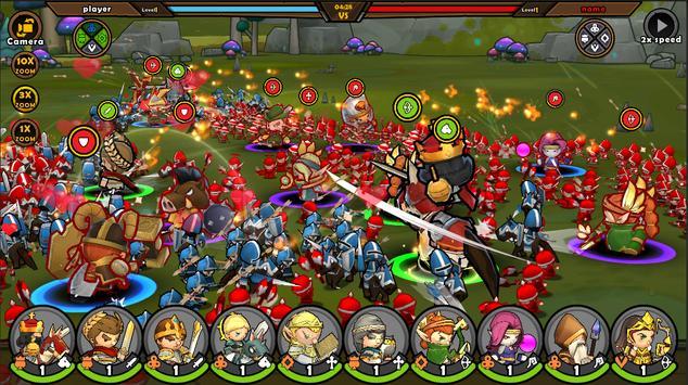 Mini Warriors تصوير الشاشة 7