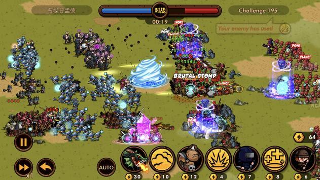 Mini Warriors تصوير الشاشة 10