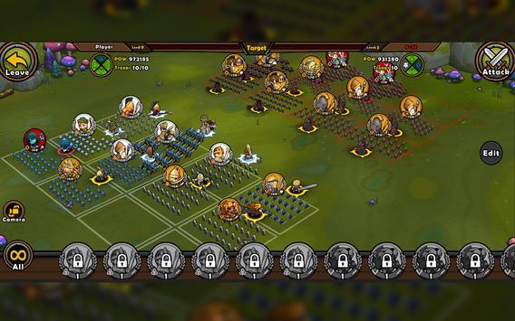 Mini Warriors تصوير الشاشة 12