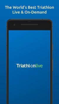 TriathlonLive Cartaz
