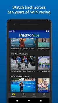 TriathlonLive imagem de tela 2