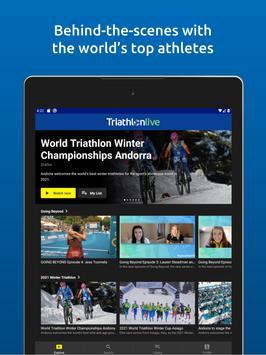 TriathlonLive imagem de tela 5