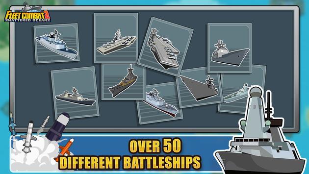Fleet Combat 2 تصوير الشاشة 3