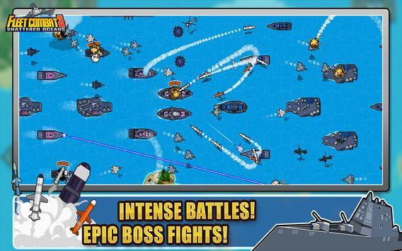 Fleet Combat 2 تصوير الشاشة 6