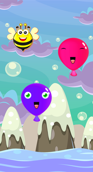 for kids - Little balloon screenshot 1