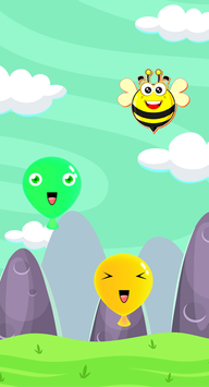 for kids - Little balloon screenshot 3