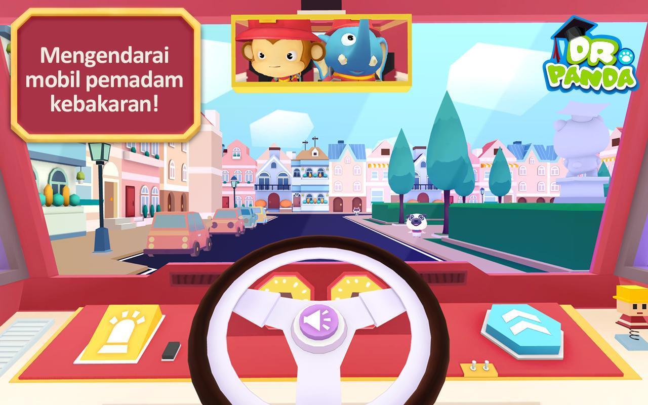 Dr Panda Pemadam Kebakaran For Android Apk Download