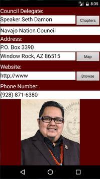 Navajo Nation Government screenshot 5