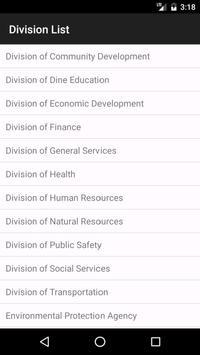 Navajo Nation Government screenshot 6