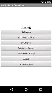 Navajo Nation Government screenshot 1