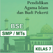 BSE SMP kelas 7 Agama Islam icon