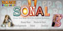 Name Art Photo Editor - Focus,Filters
