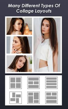 Photo Collage Grid & Pic Maker poster