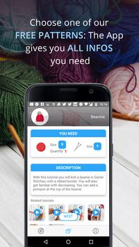 Knitting Genius screenshot 2