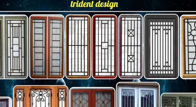trellis design poster