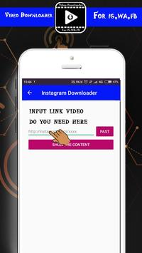 All Video Downloader screenshot 1