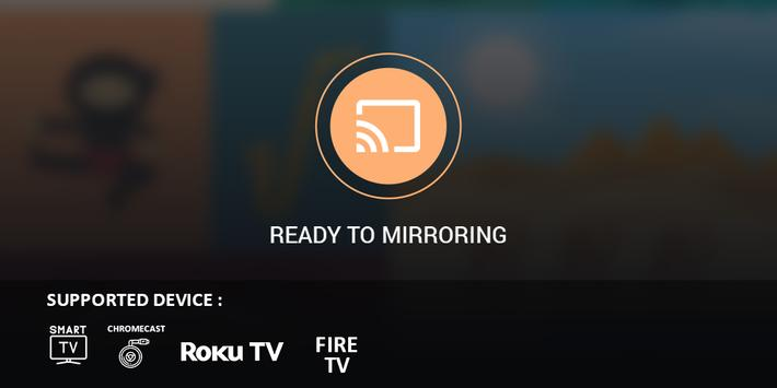 Screen Mirroring - Miracast Phone to TV Screen poster