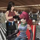 Virtual Barber Girl: Hair Saloon APK