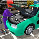 Car Mechanic Workshop: Robot Job APK
