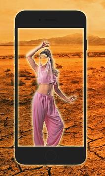 Princess Montage Suit poster
