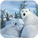 Polar Bear Family Survival APK