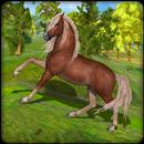 Virtual Horse Family Wild Adventure APK