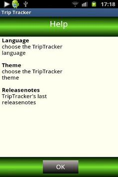 Trip Tracker screenshot 6