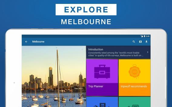 Melbourne screenshot 4
