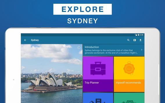 Sydney screenshot 4