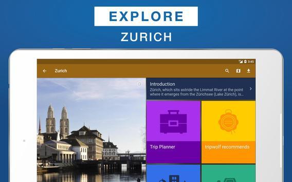 Zurich screenshot 4