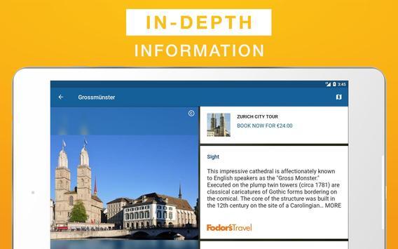 Zurich screenshot 6