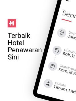 Diskon Hotel 50% screenshot 10