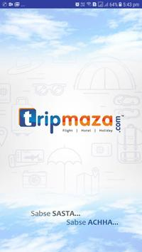 Tripmaza.com - cheapest flight tickets poster