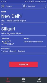 Tripmaza.com - cheapest flight tickets screenshot 2