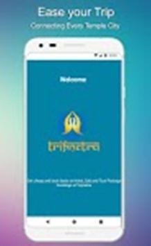 TripNetra - Hotels Cabs Holidays Pilgrimages poster