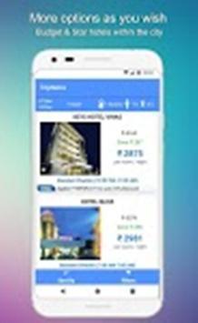 TripNetra - Hotels Cabs Holidays Pilgrimages screenshot 2
