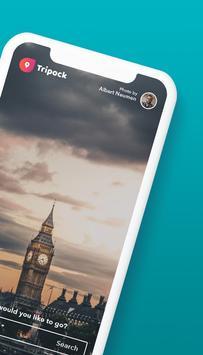 Tripock - Find info & Itineraries of London & UK screenshot 1