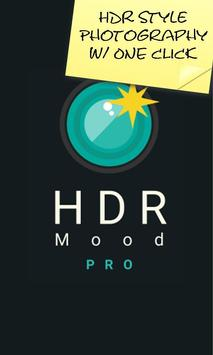 HDR Mood Pro poster