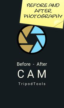 Before After Cam poster