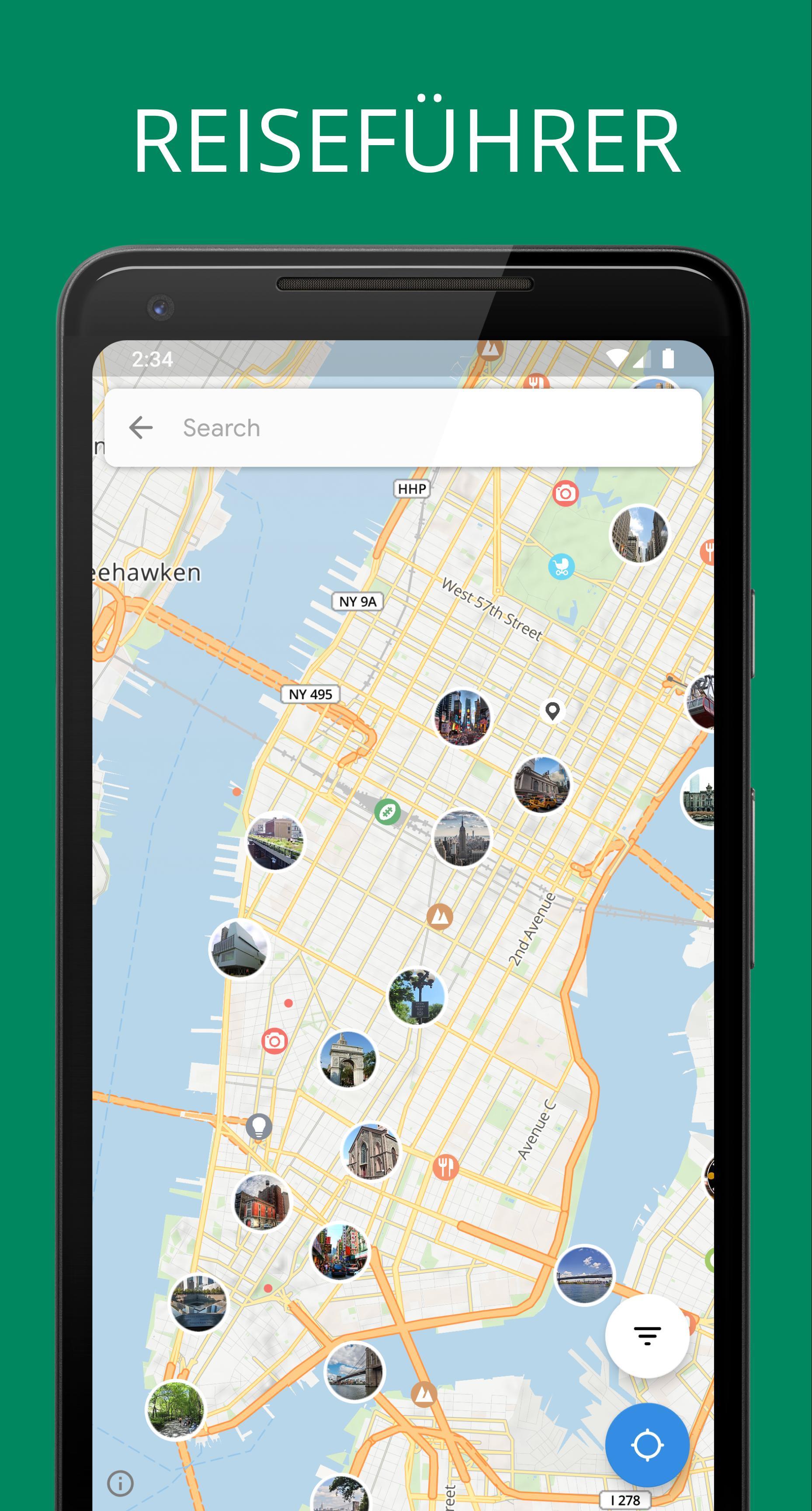 Sygic Travel für Android - APK herunterladen