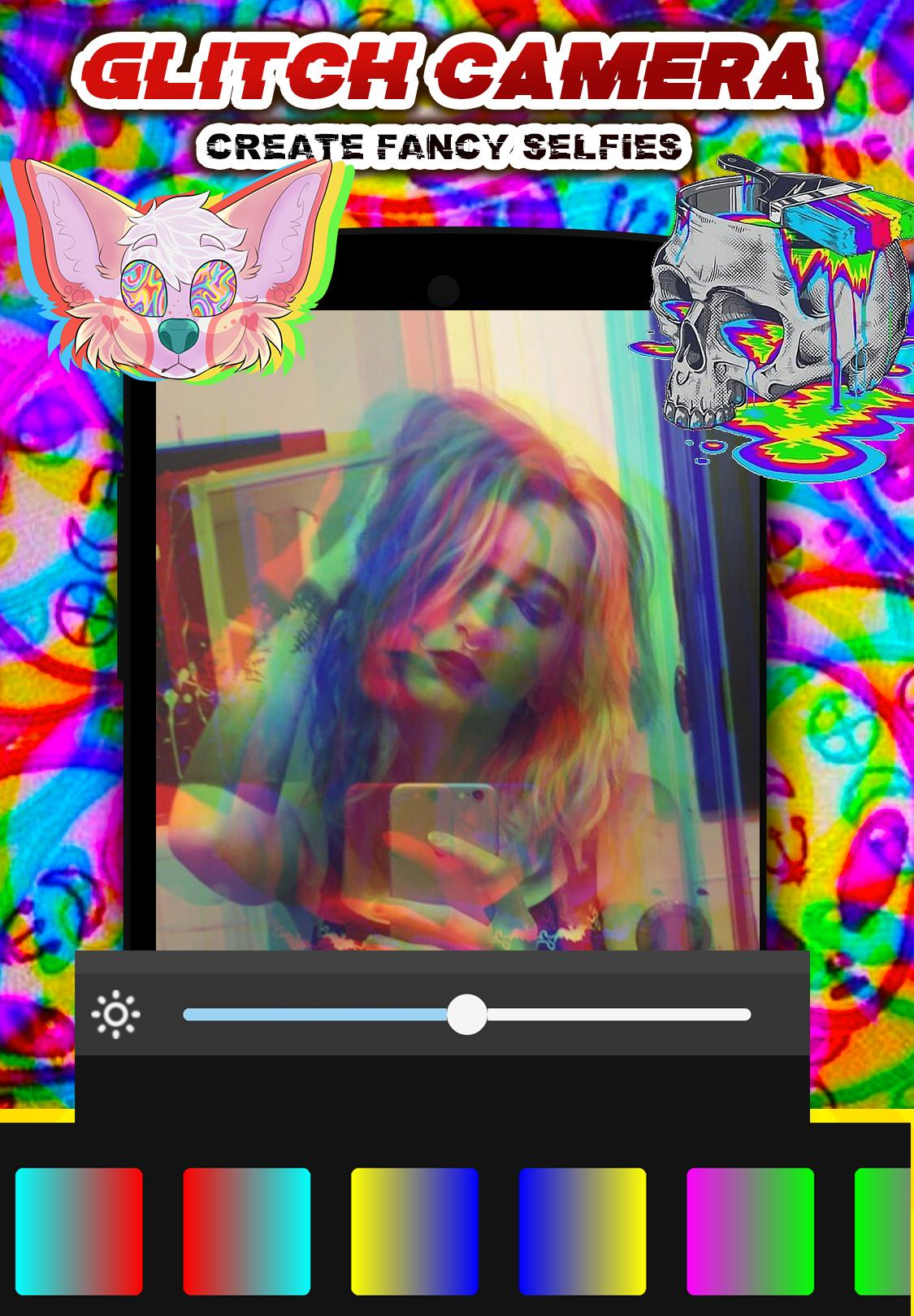 Trippy Effects Psychedelic Photo Editor for Android - APK