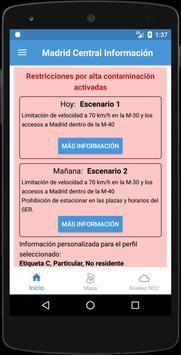 Madrid Central Información screenshot 4