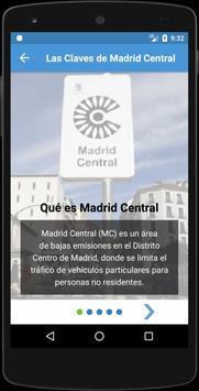 Madrid Central Información screenshot 1
